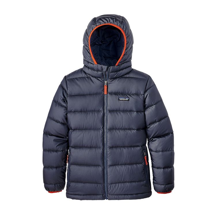 wholesale dealer add19 9e5d4 Patagonia Piumino ragazzo Boys Hi-Loft Down Swater Hoody