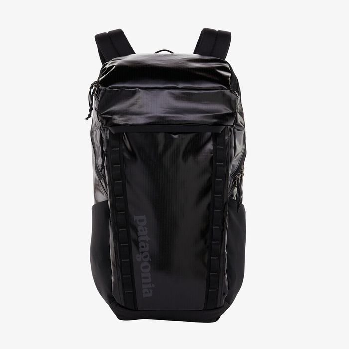 Patagonia Black Hole Backpack 32L zaino in tela cerata nero