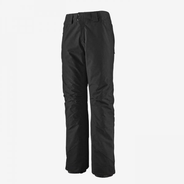 Patagonia Snowboard M's Insulated Powder Bowl Pants pantaloni imbottiti sci snowboard uomo ragazzo neri