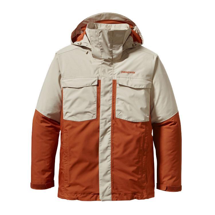outlet store 68cfa 71c38 Patagonia Men's Snowshot Freeride Giacca Uomo Sci