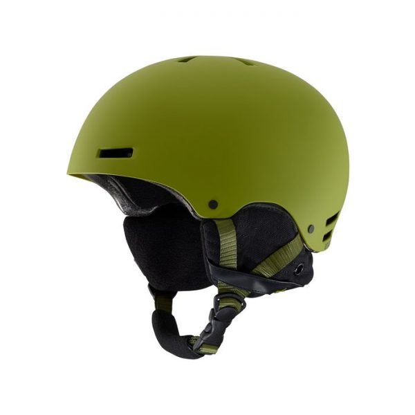 Anon Raider Helmet Casco verdone snowboard