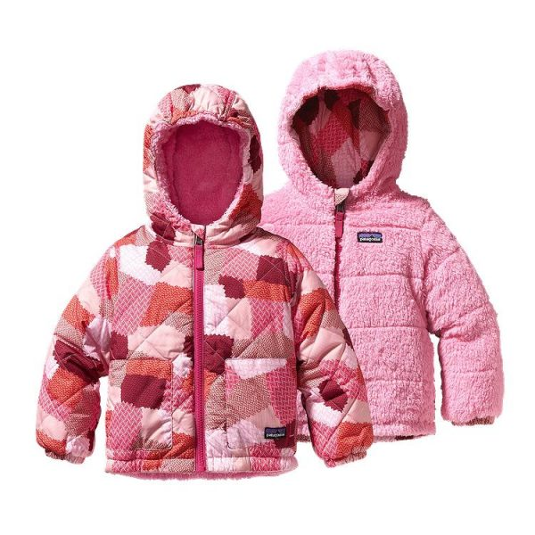 Patagonia Baby Reversible Tribbles Jacket
