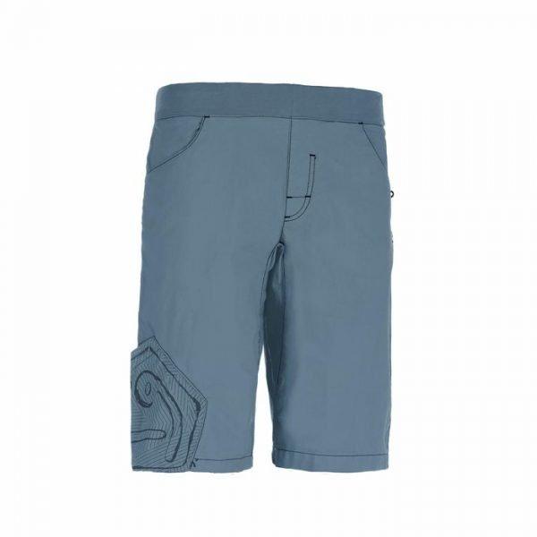 Enove Pantaloncino uomo Pentagò azzurro