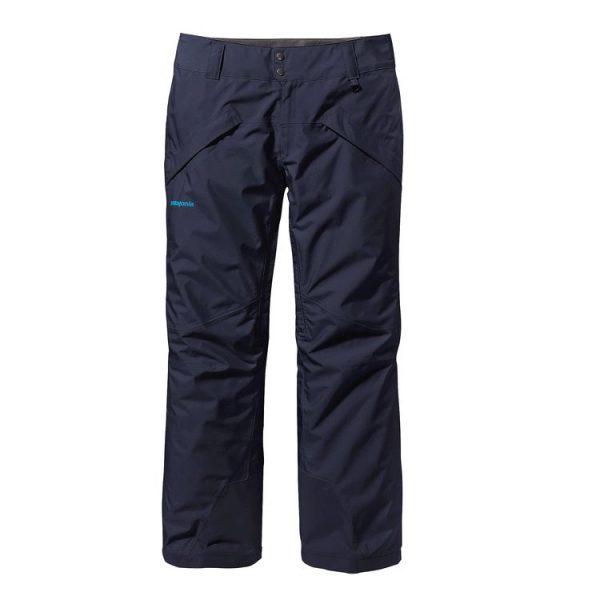 Patagonia Men's Snowshot Pants pantaloni neve sci snowboard tavola blu
