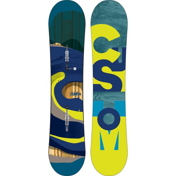 Burton Custom Smalls Snowboard 140