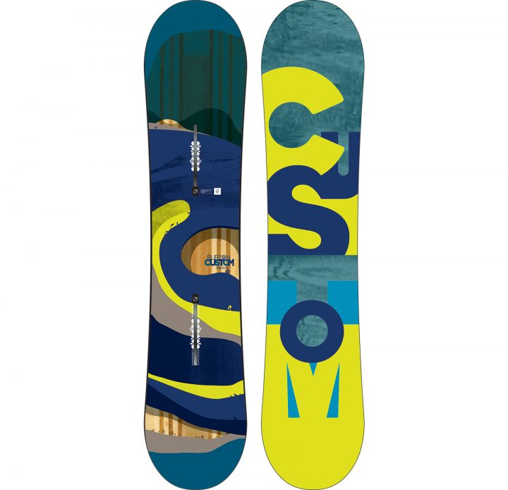 Burton Custom Smalls Snowboard 140