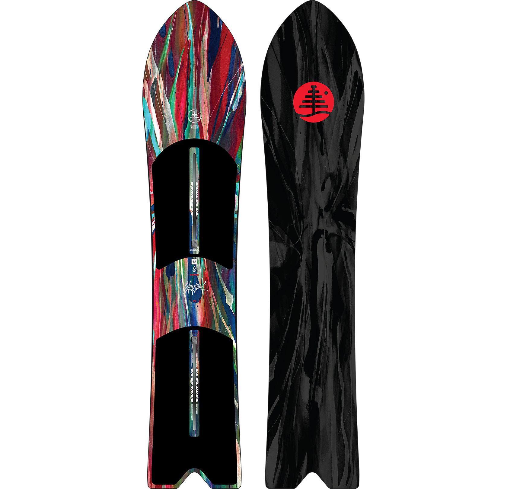 Burton skipjack surf snowboard tavola senza attacchi 148 neve fresca - Tavola snowboard burton prezzi ...