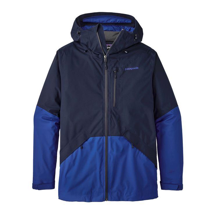 Patagonia Men s Snowshot Jacket giacca goretex snowboard 4db408e07e2