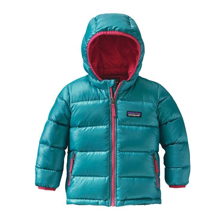 d2491675eecb Patagonia Baby Hi-Loft Sweater Hoody Piumino Bambino