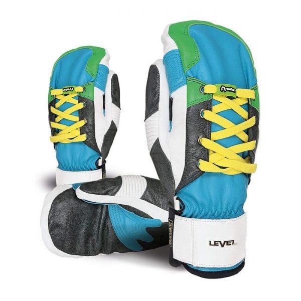 Level Rexford Sneaker Moffole sci snowboard stile guantone con lacci
