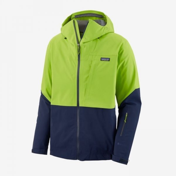Patagonia Men's Untracked Jacket giacca freeride impermeabile goretex uomo ragazzo