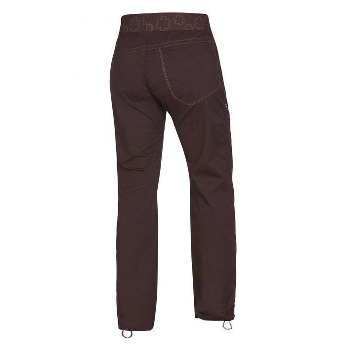 Ocun Pantalone Pantera Donna pantalone arrampicata marrone