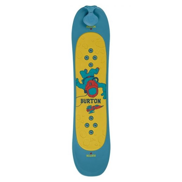 Burton Riglet Board Snowboard Bambino con laccio per trainarla