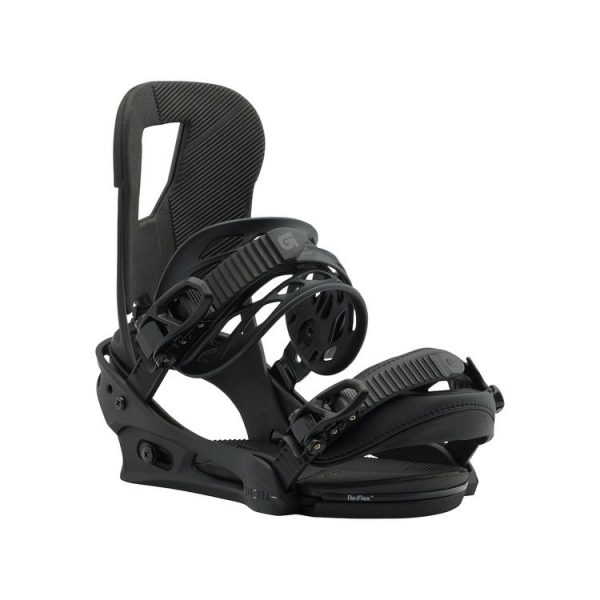 Burton Attacchi Snowboard Cartel binding black