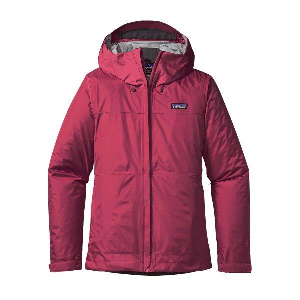 Patagonia Giacca Guscio Donna Women's Torrentshell Jacket craft pink