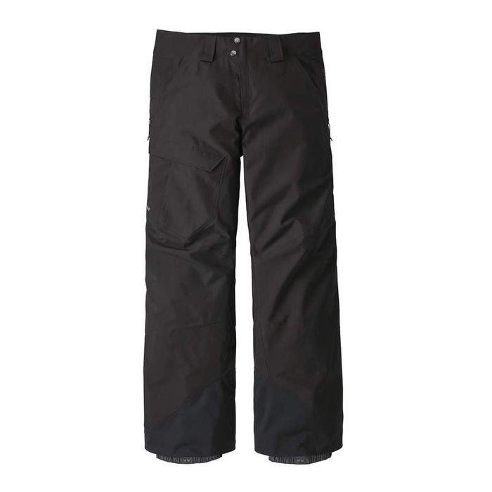 Patagonia Men's Powder Bowl Pants - Regular pantaloni sci snowboard gore tex uomo neri