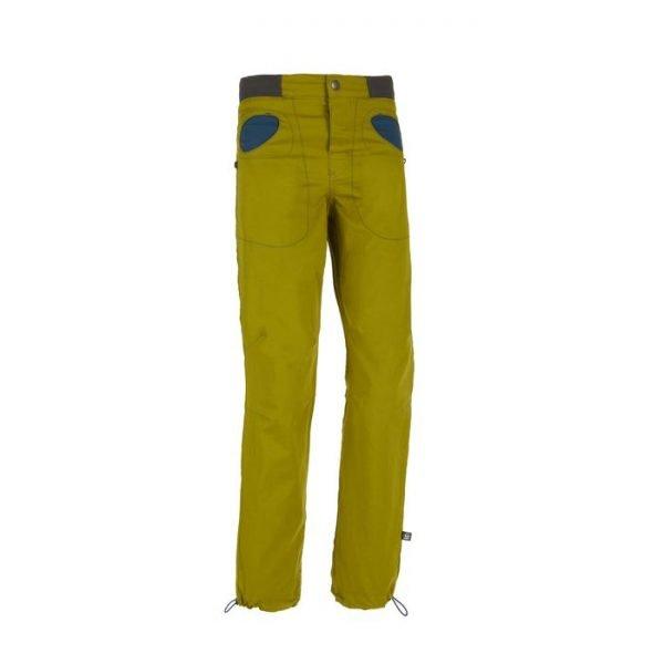 E9 Pantalone bambino B Rondo Story verdi arrampicata