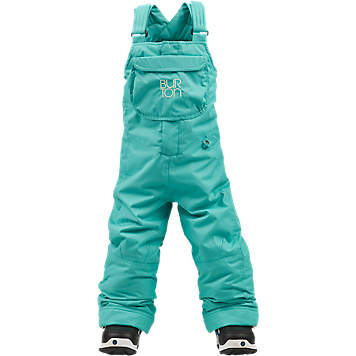 Burton Girls' Minishred Bib Pant