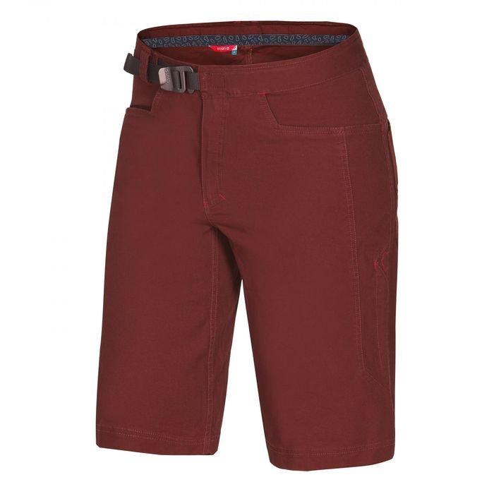Ocun Honk Shorts Men mattone pantaloncini resistenti arrampicata