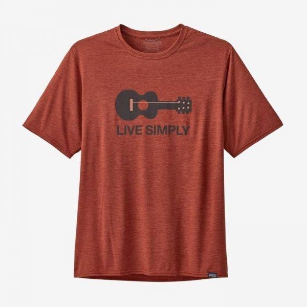 Patagonia Men's Capilene Cool Daily Graphic Shirt maglietta da trekking uomo ragazzo