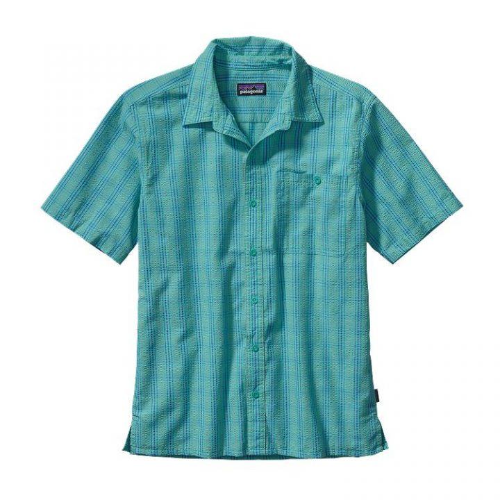 Patagonia Men's Puckerware Shirt camicia uomo estiva manica corta
