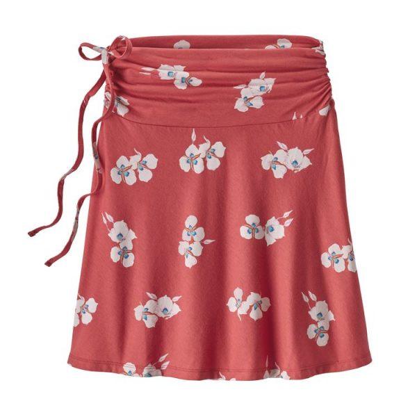 Patagonia Women's Lithia Skirt gonna estiva sportiva top