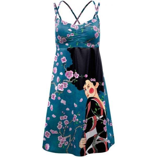 Crazy Idea Dress Kimera Woman vestitino donna ragazza estivo colorato