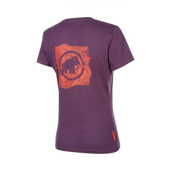Mammut T-shirt donna Seile