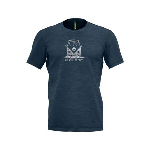 Crazy Idea T-Shirt Lost Man volkswagen