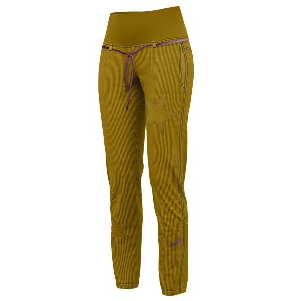 Crazy Idea Pants Rockstar Woman pantalone arrampicata velluto da donna
