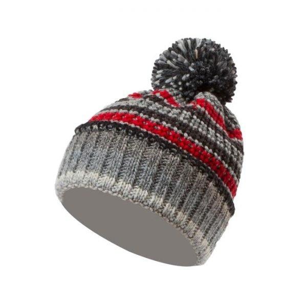 Crazy Idea Cappellino Cap Input berretto con ponpon invernale