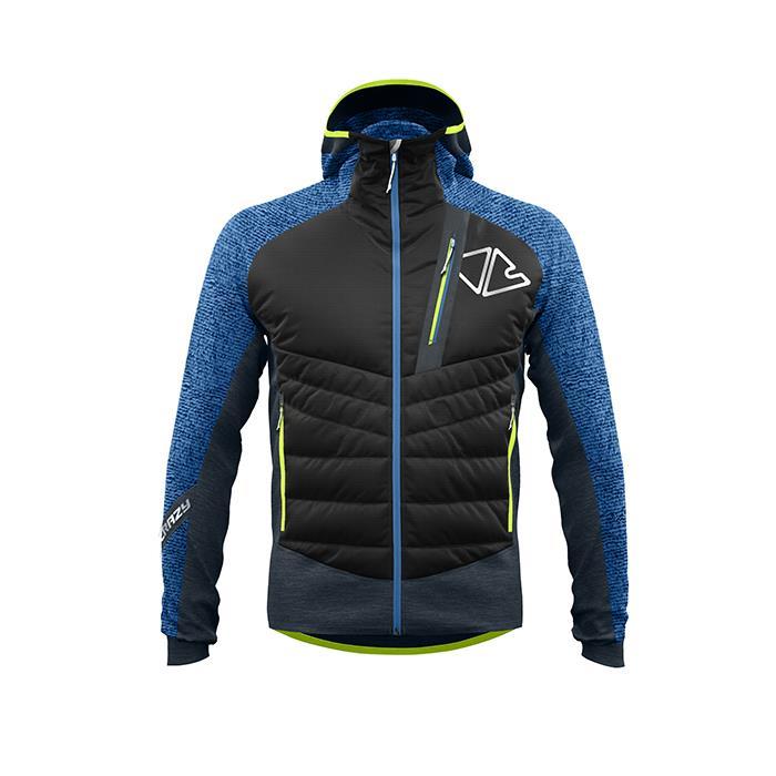 Crazy Idea Jkt Absolution Man giacca anti vento calda ragazzo uomo