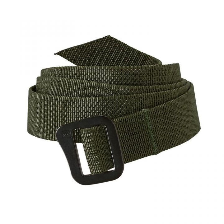 Patagonia Friction Belt cintura verde