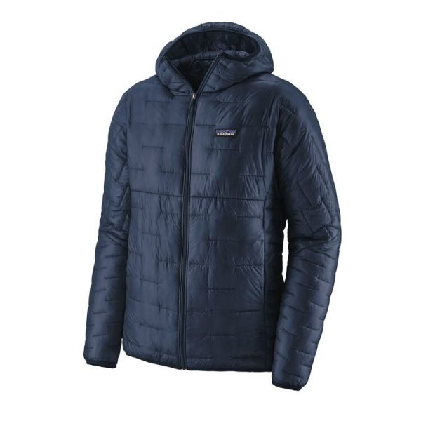 Patagonia Men's Micro Puff Hoody giacca alpinismo uomo ragazzo