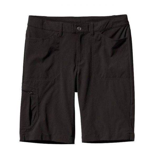 patagonia-women-tribune-short-pantaloncino nero trekking