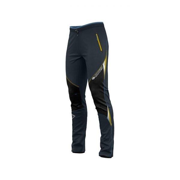 Crazy Idea Pant Viper Man pantaloni maschili alpinismo sci elasticizzati caldi