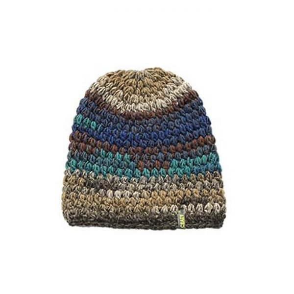 Crazy Idea Cappellino Cap Rainbow cappellino in lana