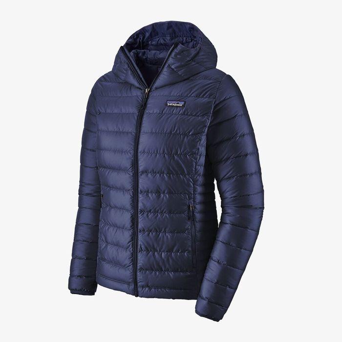 Patagonia Women's Down Sweater Hoody piumino giacca ragazza donna