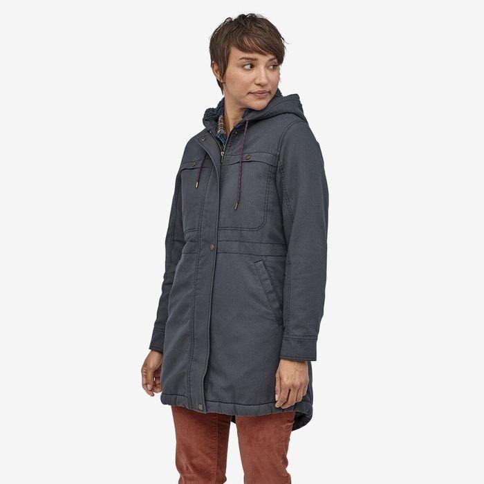Patagonia Women's Insulated Prairie Dawn Parka giacca donna ragazza