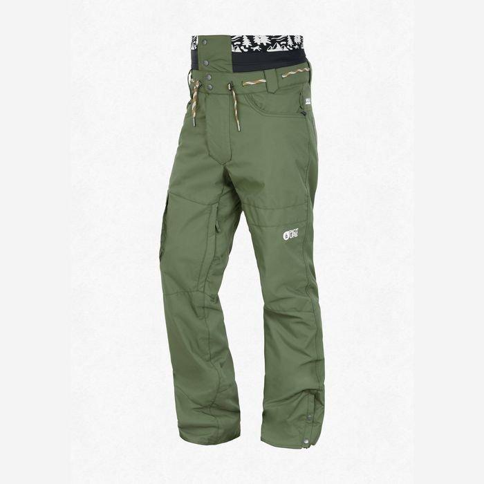 Picture Organic Clothing Under pantaloni uomo ragazzo sci snowboard