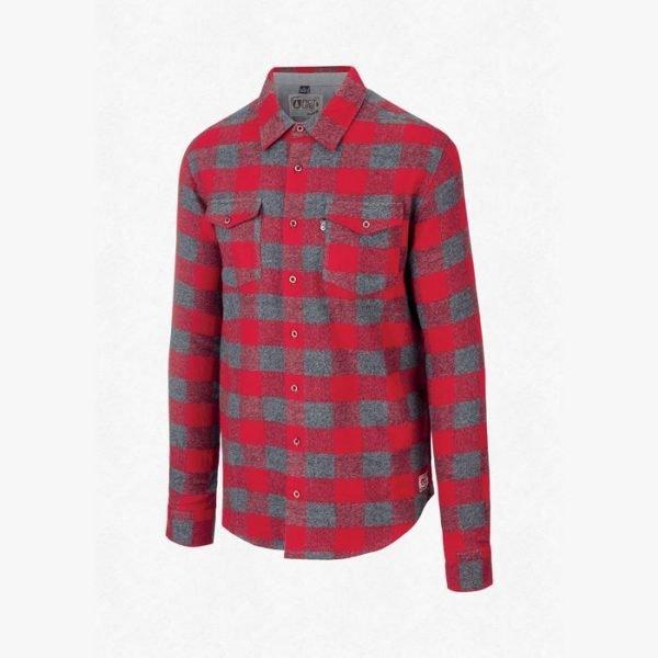 Picture camicia flanella uomo Hillsboro