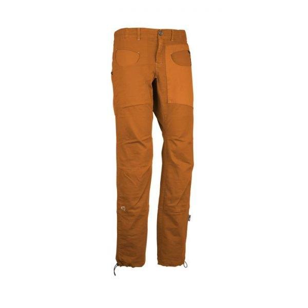 E9 Pantalone Blat2 invernali giallo senape