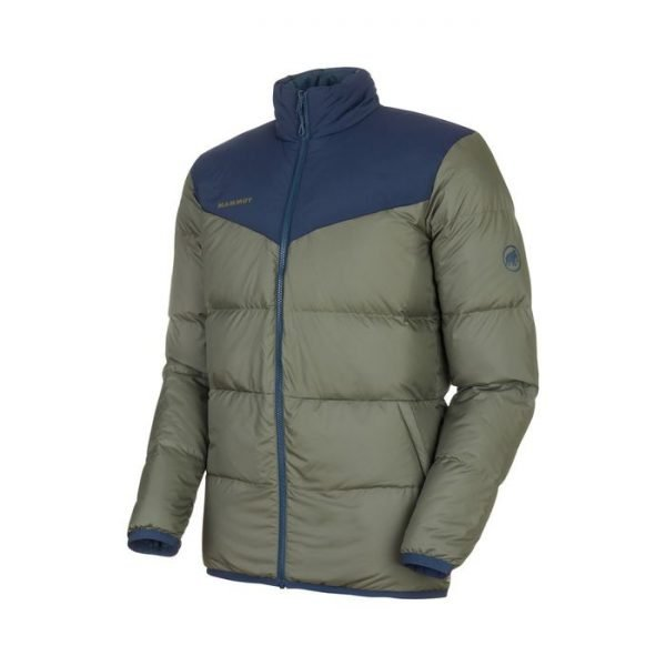 Mammut Whitehorn In Jacket Men piumino uomo ragazo reversibile