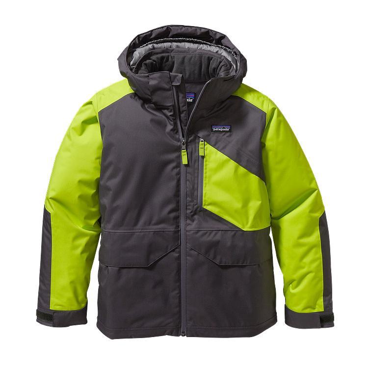 9518e64f3e Patagonia Giacca Neve Ragazzo Boys' Insulated Snowshot Jacket
