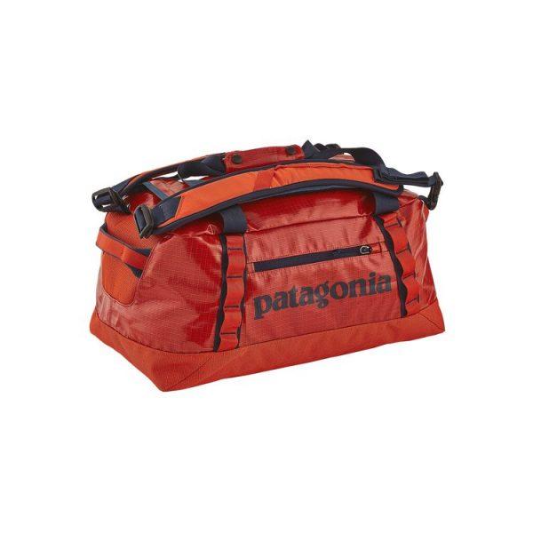 Patagonia Borsone Black Hole Duffel Bag 45L rosso borsone viaggio bagaglio a mano