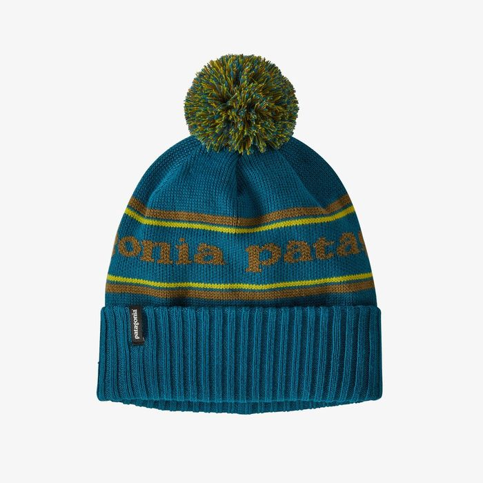 Patagonia Powder Town Beanie cappellino invernale con pon pon