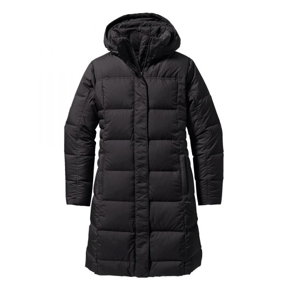 Patagonia Piumino donna Women's Down With It Parka nero cappotto caldo donna