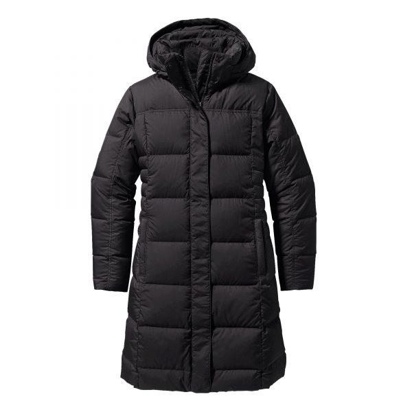 Patagonia Piumino donna Women's Down With It Parka nero cappotto caldo donna