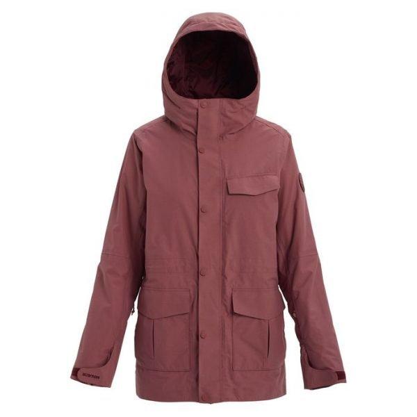 Women's Burton Runestone Jacket giacca donna ragazza rosa antico