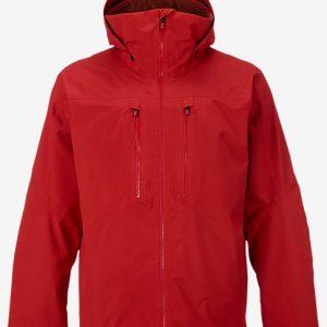 Burton Giacca Snowboard Gore-tex Ak 2L Swash Jacket colore gringo rosso